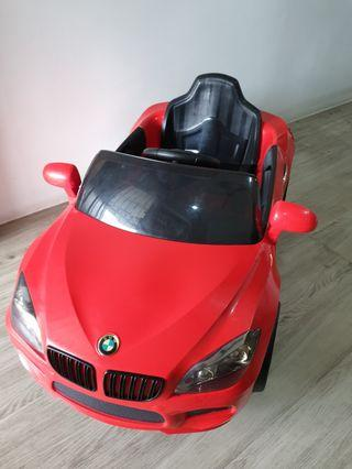 Kid electric/remote car
