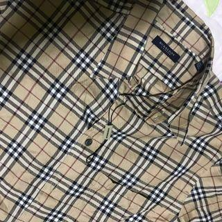Burberry london short sleeve shirt