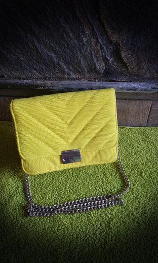 Berskha Bag Ori 100% (Yellow)