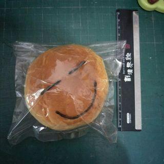 大麵包軟軟