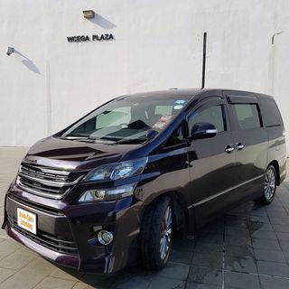 🌟🌟BRAND NEW Toyota Vellfire 2.4 Z Platinum Selection II