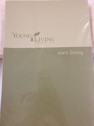 Young living starter kit (including 5ml essential oil x 2)