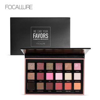 FOCALLURE BRIGHT LUX EYESHADOW