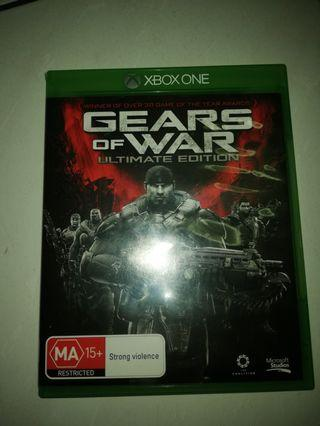 Gear of war ultimated edition