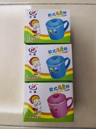 8CM CHILDREN CUP