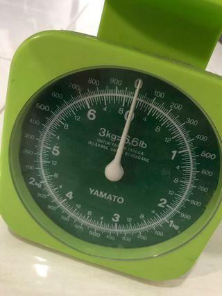 Timbangan kue 3kg