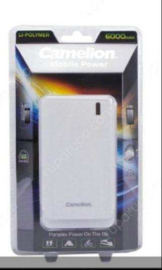Powerbank camellion