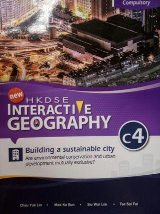 HKDSE Interactive Geography Building a sustainable city c4