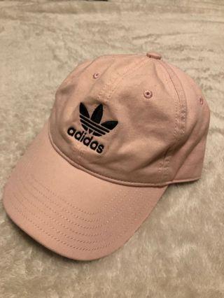 Adidas Baby Pink cap