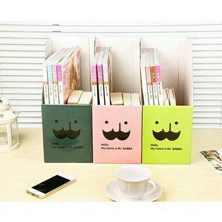 🚚 創意韓式紙質桌面收納盒 整理盒 文件收納盒 雜誌收納盒 書籍收納盒 雜物整理盒