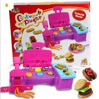 BARBEQUE PLAYSET
