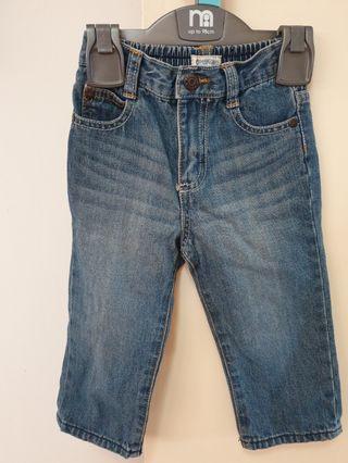 Oshkosh Jeans (18m)
