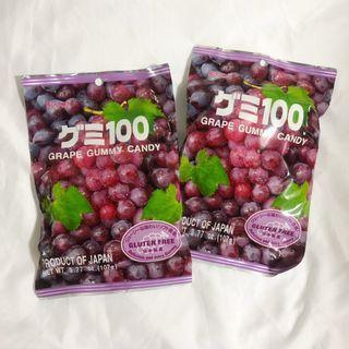 日本🇯🇵葡萄口味軟糖