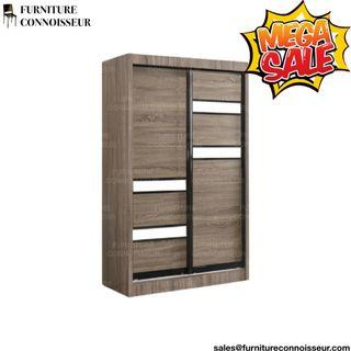4ft - Sliding Door Wardrobe