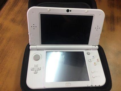 🚚 3DS LL 附紅寶石神奇寶貝卡帶,附充電器,保護殼