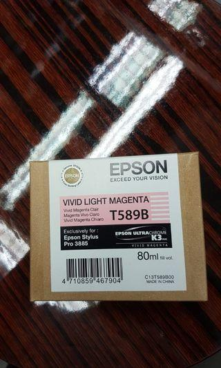 Epson ink T589B