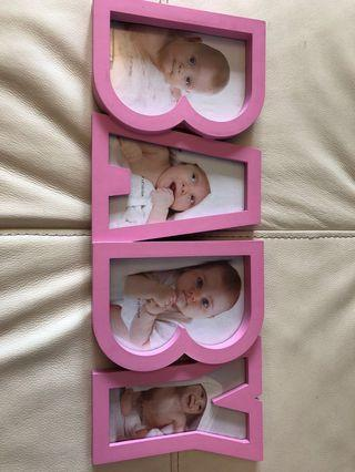 Brand new Photo Frame