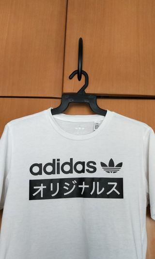 🚚 Autentic Adidas Japanese Tshirt