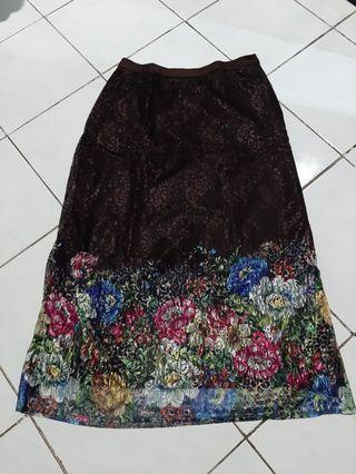 Long skirt for Woman