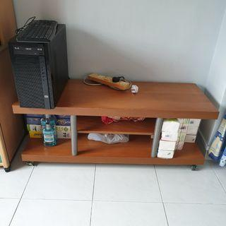 🚚 TV Console with Roller
