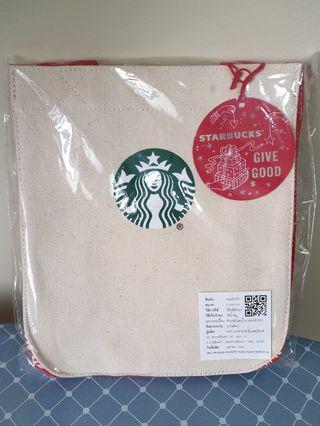 Starbucks Canvas Handcarry