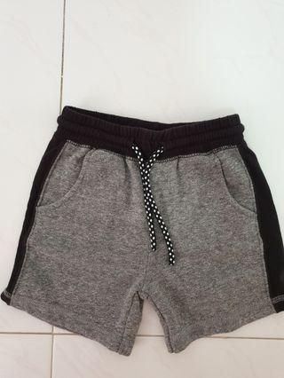 Fox shorts (18-24m)
