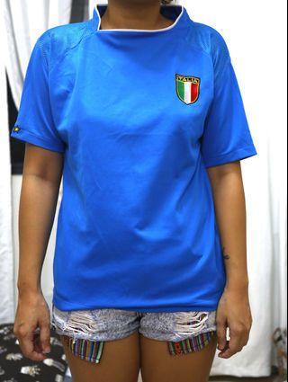 Football Jersey Italy - Small Women's