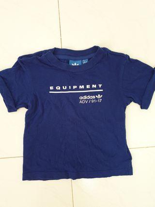 Adidas boy tee (12-18m)