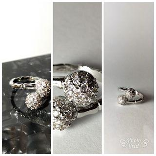 Cincin - Double Round 10mm