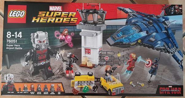 Lego 76051