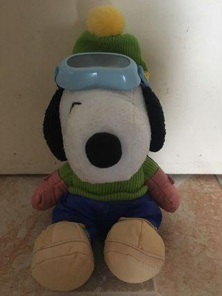 Snoopy毛公仔 (麥記出品)