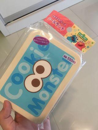 🚚 BNIP Cookie Monster Lunchbox