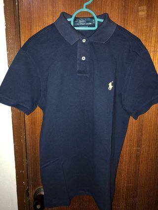 Polo by Ralph Lauren ( Navy Blue, Slim Fit )