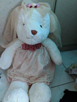 🚚 Wedding bear 80cm