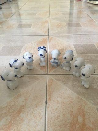 Snoopy 擺設