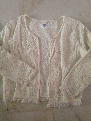 Knitted Cardigan Mango
