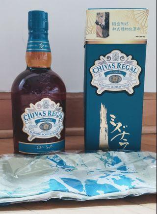 Chivas Regal Mizunara Special Edition Blended Whisky