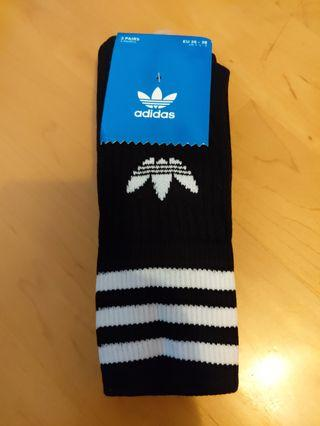 Adidas crew Socks 35-38 'fit up to 42'