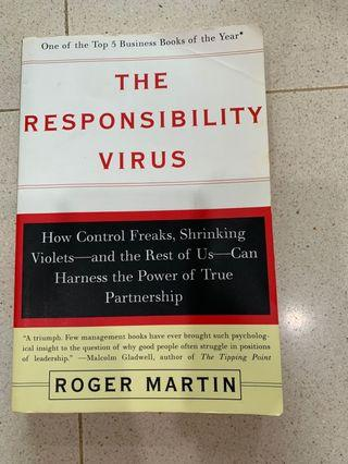 🚚 The Responsibility Virus by Roger Martin