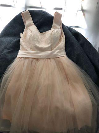 #OYOHOTEL Cream mid range bridal dress