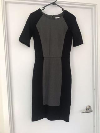Work dress size 8
