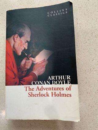 🚚 The Adventures of Sherlock Holmes by Sir Arthur Conan Doyle