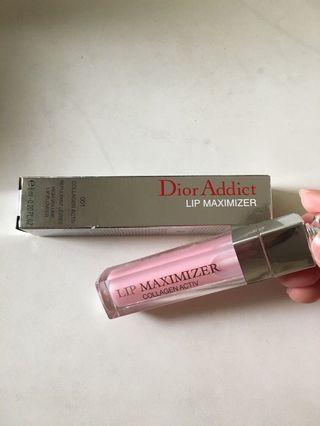 🚚 Dior豐漾俏唇蜜