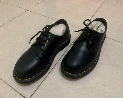 Dr. Martens 1461 Black (navy) Size 39 (fit to 40 & 41)