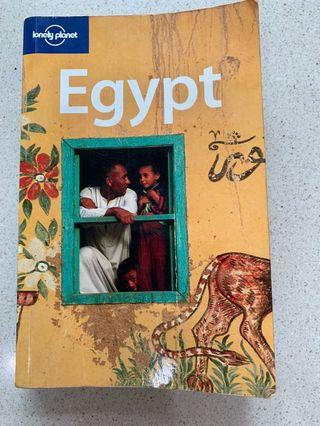 🚚 Lonely Planet - Egypt