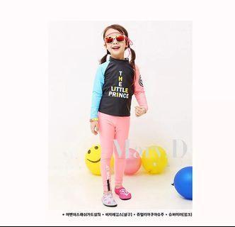 Girls Kids Swimming Suit/Swimwear (The Little Prince)