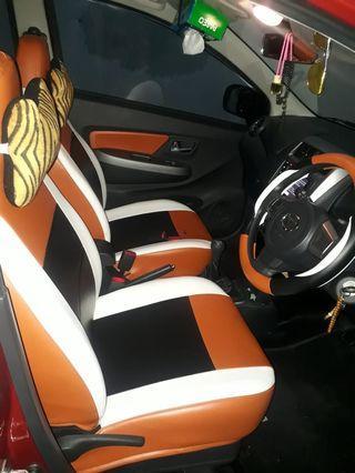 Sarung Jok Mobil semua type free pasang dirumah