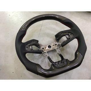 Honda Civic FC Carbon Fibre Steering Wheel