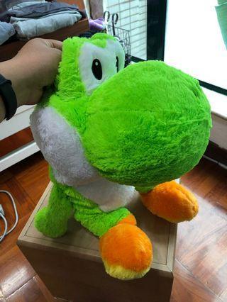 Mario 耀西公仔