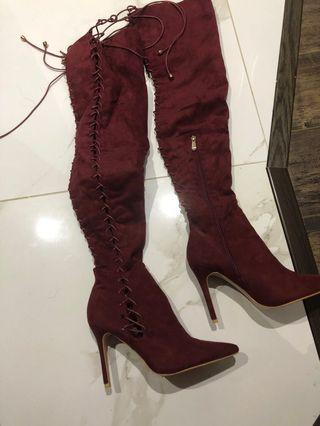 4 inch Lola shoe-boutique Heels